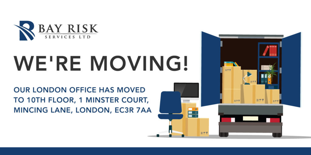 We're Moving - Bay Risk